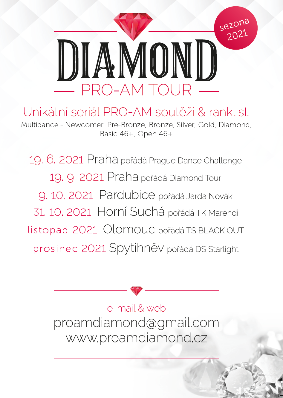 Diamond Tour 2020/2021